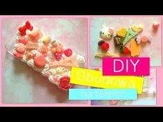 DIY - Obudowa na telefon - tutorial (zrob to sam) - kawaii decoden iphone case - YouTube