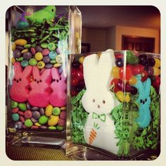 Easter Peeps Decorations