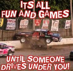 Motocross Racing, Dirt Track Racing, Car Memes, Car Humor, Sprint Cars, Race Cars, Funny Christmas Decorations, Race Quotes, Types Of Races