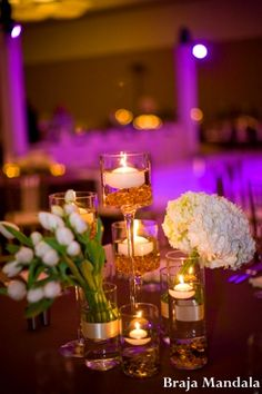 indian wedding reception decor lighting floral http://maharaniweddings.com/gallery/photo/7382