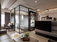 urban style HongKong & Taiwan interior design room designer