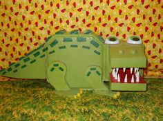 Watch out Alligators can be dangerous but by CaroleCustomCreation