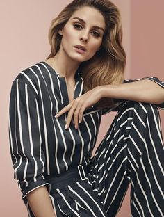 Olivia Palermo by Sean and Seng for MAX&Co. S/S 16 Campaign