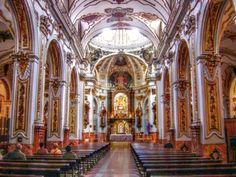 Iglesia de los Santos Mártires en Málaga
