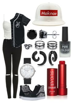 """Kpop Dance Performance 2(?)"" by lazerpup104 on Polyvore featuring Fresh, Vans…"