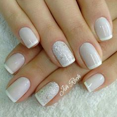 54 Unique and Beautiful Nail Designs To Try Now Nail Swag, Hair And Nails, My Nails, Nude Nails, Nail Polish Colors, French Nails, Nail Trends, Nail Arts, Short Nails