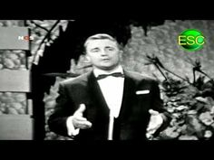 ▶ ESC 1961 11 - Belgium - Bob Benny - September, Gouden Roos - YouTube