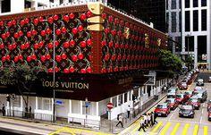 Peter Marino King Kong Luis Vuitton