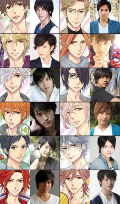 brothers conflicts! My favorite is Fuuto who's your favorite?