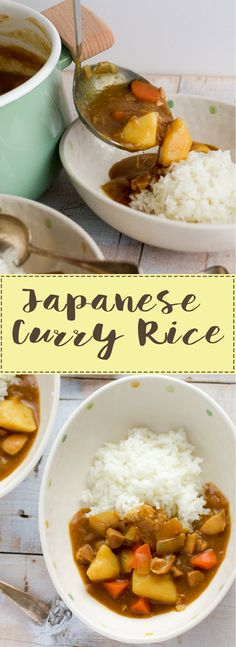 Japanese-curry-rice-pinterest-collage