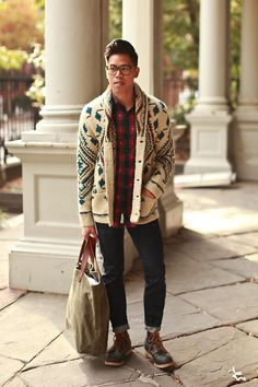 58a25793d45 107 Best men cardigan fashion style images in 2013   Man fashion ...