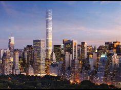 New York's Tallest: 432 Park Avenue - YouTube
