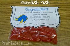 swedish fish end of year gift