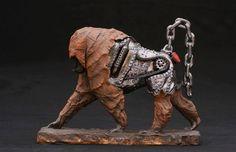 Sculpture by Alan Waring