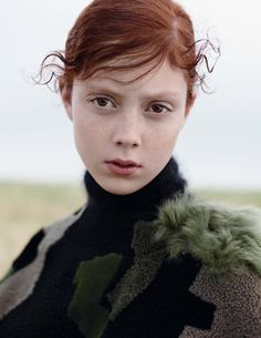 Publication: Vogue UK October 2014 Model: Natalie Westling Photographer: Karim Sadli Fashion Editor: Francesca Burns Hair: Damien Boissinot Make-up: Christelle Cocquet Nails: Jenny Longworth