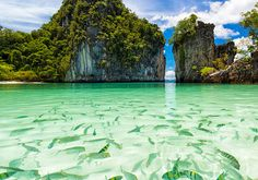 Hong Island : Krabi, Thailand