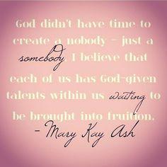 Mary Kay Words of Wisdom on this Wednesday!!! #mymklife  #marykayash  #lovemymk #marykay  #gressnationalarea  #innercircleyear