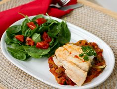 Portugese Baked Cod