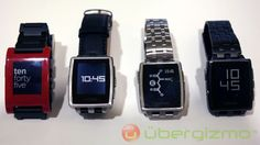 Don't know if I could learn with these...but I would certainly try! | Pebble Steel SmartWatch with New Apps
