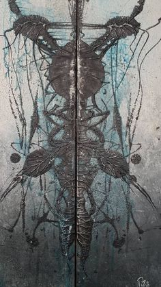 Black Ant, by John Pozo