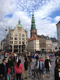 Strøget, København