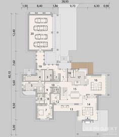 Plan Podrum Hodnik 2,63 m 2 Pomoćna prostorija 14,18 m 2 Pomoćna prostorija 2 6.83 …