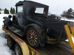 1927 Dodge pickup truck .