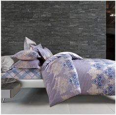 bohemian style sheets sets linens multicolor abstract flowers cotton bedspread Queen Double size quilt cover set bedding sets