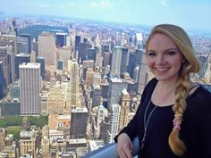 July 17, 2013: Singer Danielle Bradbery, winner of @The Voice, pays a visit to the VIP 103rd floor at the #EmpireStateBuilding to take in the amazing views of Manhattan. #NYC #TheVoice #country #music Country Artists, Country Singers, Country Music, Danielle Bradberry, Emma Stone, Manhattan Nyc, Empire State Building, July 17, Rihanna