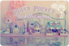 maison polly pocket, 90's toy, jouet vintage,