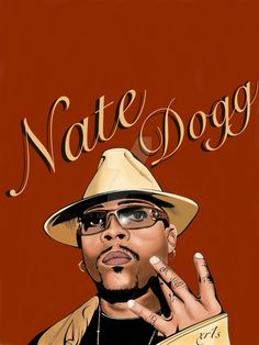 Nate dogg by Xr1s