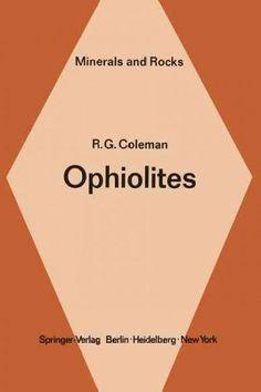 Ophiolites: Ancient Oceanic Lithosphere?