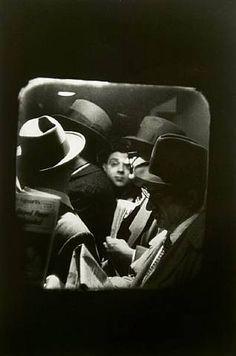 """Louis Stettner, """"Odd Man In, Penn Station,"""" 1958"""