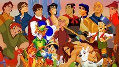 Que Noticias más Locas: Qué personaje de Disney representa a tu Hombre Ide...