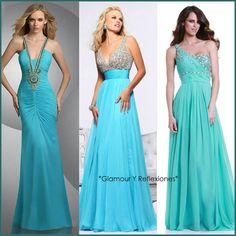 Hermosos vestidos de noche