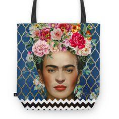 Bolsa Forever Frida de @jurumple   Colab55