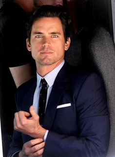 Matt Bomer. I'm just saying if he doesn't play Christian grey I'm going to flip the fuck out.