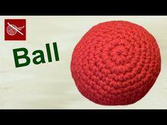 Amigurumi Crochet Ball - Crochet Geek - http://www.knittingstory.eu/amigurumi-crochet-ball-crochet-geek/
