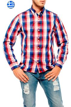 New Great Men's Casual Shirt Sizes s M XL   eBay Casual Shirts For Men, Men Casual, Men Shirt, Men's Fashion, Best Deals, Long Sleeve, Sleeves, Mens Tops, Cotton