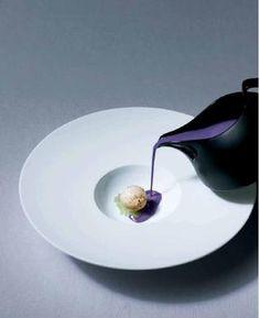 heston blumenthal, red cabbage gazpacho