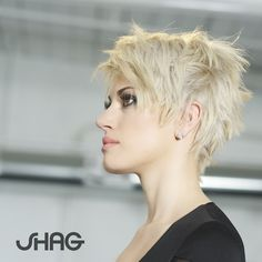 the new IT haircut named Chop Chop - created by Shag Celeb Stylist Sandy Poirer....love this cut