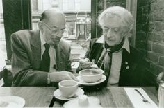 Allen Ginsberg & Quentin Crisp and the Kiev Ukrainian restaurant, New York City, Ukrainian Restaurant, Quentin Crisp, Feel Like Crying, 2nd Avenue, My Kind Of Town, Lower East Side, Vintage New York, Old And New, New York City