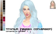 Newsea + Skysims conversions at Porcelain Warehouse via Sims 4 Updates