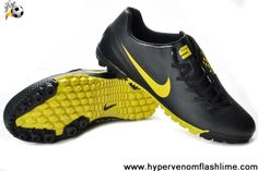 Low Price Black Yellow Nike5 Bomba Soccer Shoes For Sale