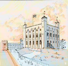 Tower of London | Shadiah Ink