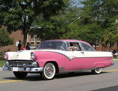 55 Pink Crown Victoria