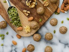 Superfood Energy Balls   Healthy Eats – Food Network Healthy Living Blog