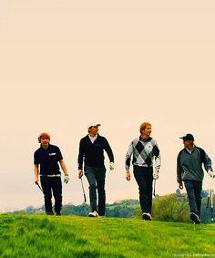 The boys [: