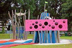 Bishan Park Playscape, Atelier Dreiseitl, Singapore, 2012 - Playscapes.