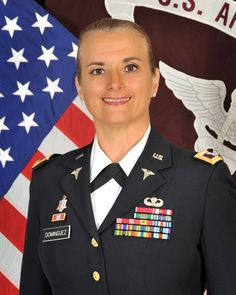 Colonel Marie Dominguez, Commander, Martin Army Community Hospital